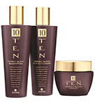 Alterna Luxury Ten Perfect Blend Trio Set - Alterna набор для ухода за слабыми и уставшими волосами